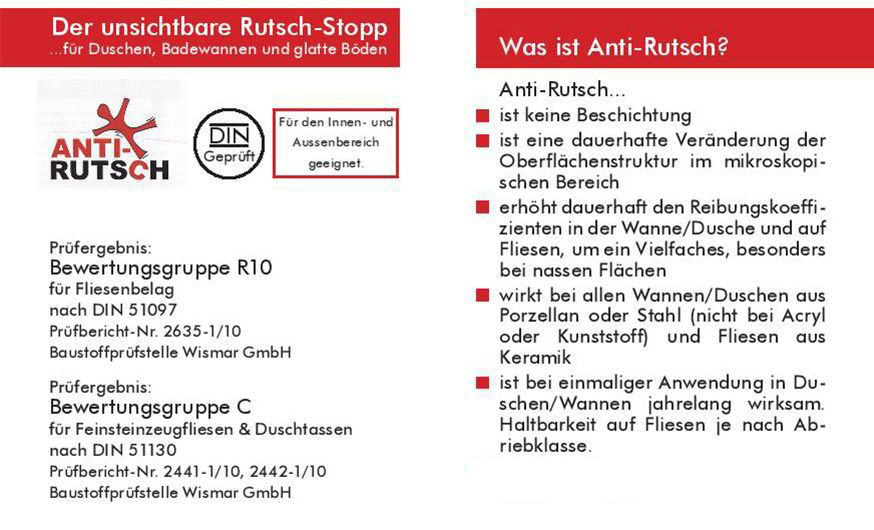 Anti Rutsch